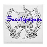 Sacatepequez Tile Coaster