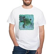 Green Sea Turtle Shirt