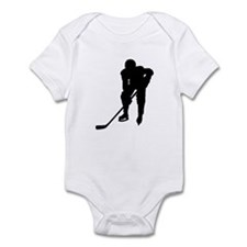 Hockey Player Infant Creeper
