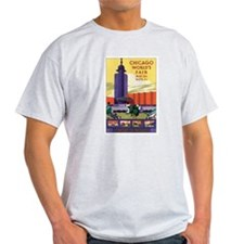 Chicago World's Fair 1933 T-Shirt