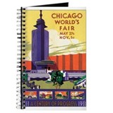Chicago World's Fair 1933 Journal