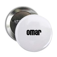 "Omar 2.25"" Button (100 pack)"