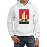 Chicago World's Fair 1933 Jumper Hoody