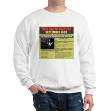 september 16th-birthday Sweatshirt