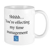 Funny Time management Mug