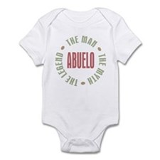 Abuelo Man Myth Legend Infant Bodysuit