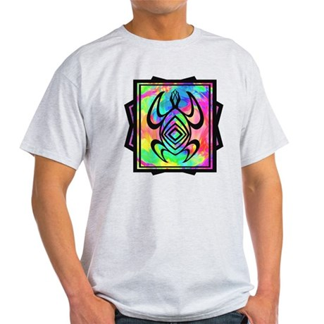 Tiedye Turtle Light T-Shirt
