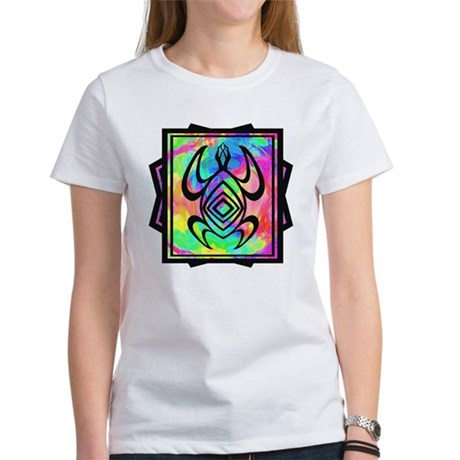 Tiedye Turtle Women's T-Shirt