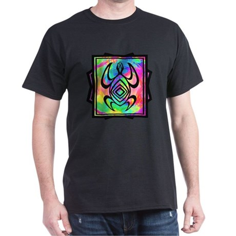 Tiedye Turtle Dark T-Shirt