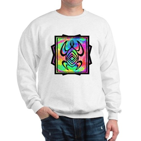Tiedye Turtle Sweatshirt