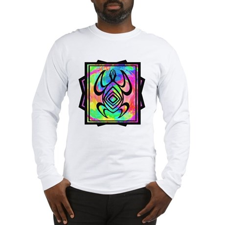 Tiedye Turtle Long Sleeve T-Shirt