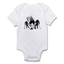 Hockey Players Infant Creeper
