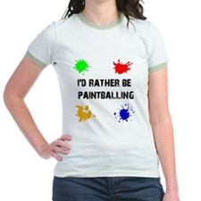 Rather Be Paintballing (T)