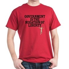 Negation of Liberty T-Shirt