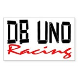DB UNO (tm) Rectangle Sticker 10 pk)