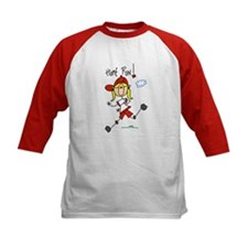 Girls Home Run Tee