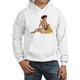 Blanket Girl Jumper Hoody