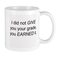 I did not Give Mug