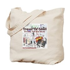 Cute Trevor Tote Bag
