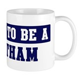 Proud to be Chatham Small Mug
