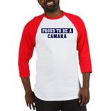 Proud to be Camara Baseball Jersey