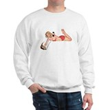 Kitten Girl Sweatshirt