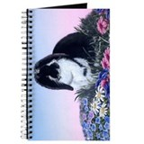French Lop &amp; Flowers Journal