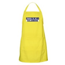 Proud to be Calabrese BBQ Apron