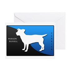 Parson Russell Terrier Greeting Cards (Pk of 10)