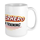 SUPERHERO IN TRAINING Mug