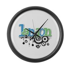 Landon Large Wall Clock
