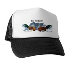 Raise Your Hackles Trucker Hat