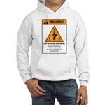 Overly curious Hooded Sweatshirt