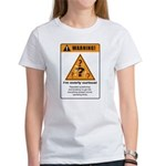 Overly curious Women's T-Shirt