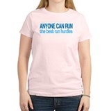 The Best Run Hurdles T-Shirt