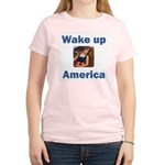 Wake Up America Women's Light T-Shirt
