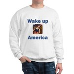 Wake Up America Sweatshirt
