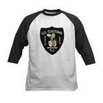 Customs NJ Specops Kids Baseball Jersey