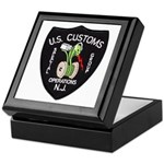Customs NJ Specops Keepsake Box