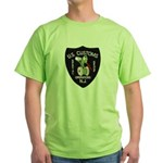 Customs NJ Specops Green T-Shirt