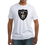Customs NJ Specops Fitted T-Shirt