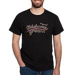 Organic! Oklahoma Grown! Dark T-Shirt