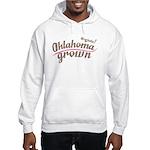 Organic! Oklahoma Grown! Hooded Sweatshirt