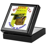 Alabama Get Away Keepsake Box