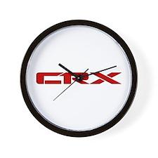 JDM SiR CRX Clock