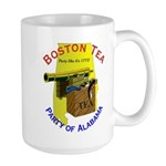 Alabama Get Away Large Mug