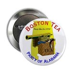 "Alabama Get Away 2.25"" Button"