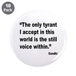 Gandhi Still Voice Quote 3.5
