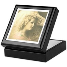 Ethereal Girl Keepsake Box