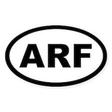 ARF Oval Sticker (50 pk)